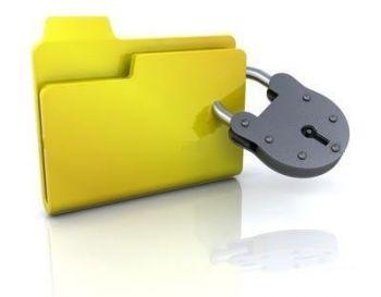 Как установить пароль на файл/папку