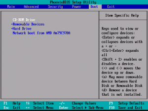 Как обновить BIOS?