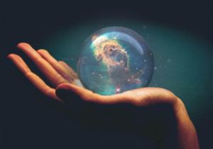 Весь мир в моих руках