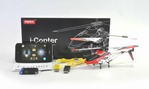 Вертолет с управлением от iPhone