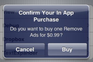 IOS InApp Purchase