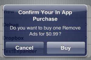 IOS InApp Purchase