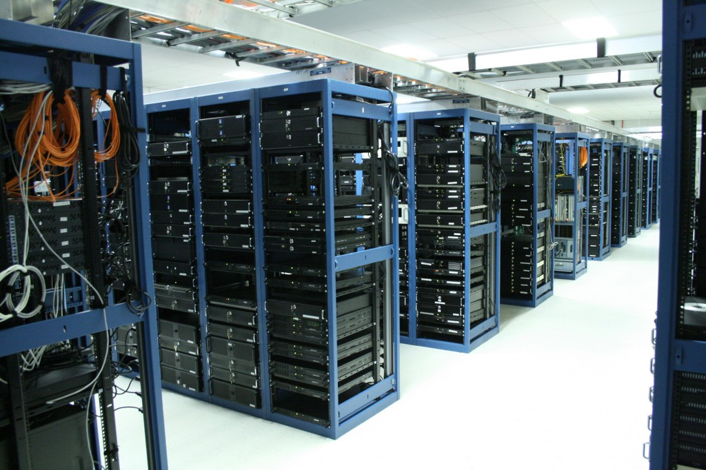 хостинг сервера интернет
